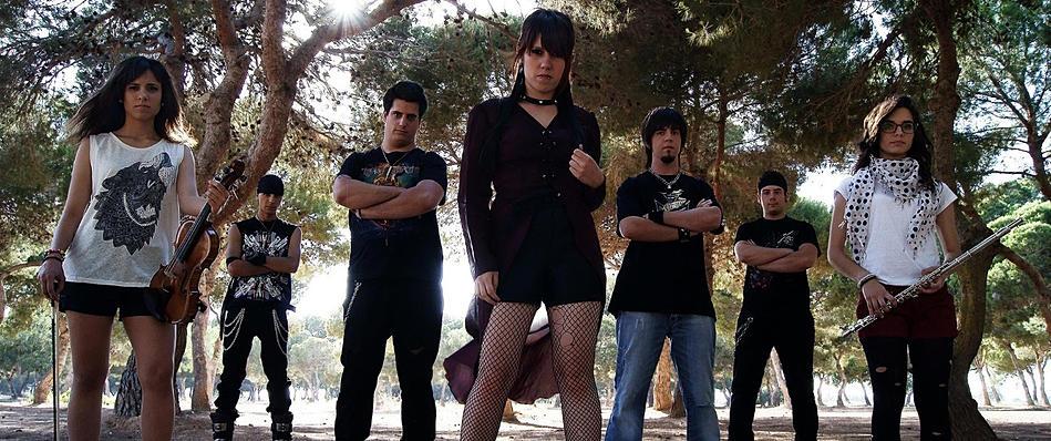 Requiem Rock Folk Metal Music Origen Lobo Murcia