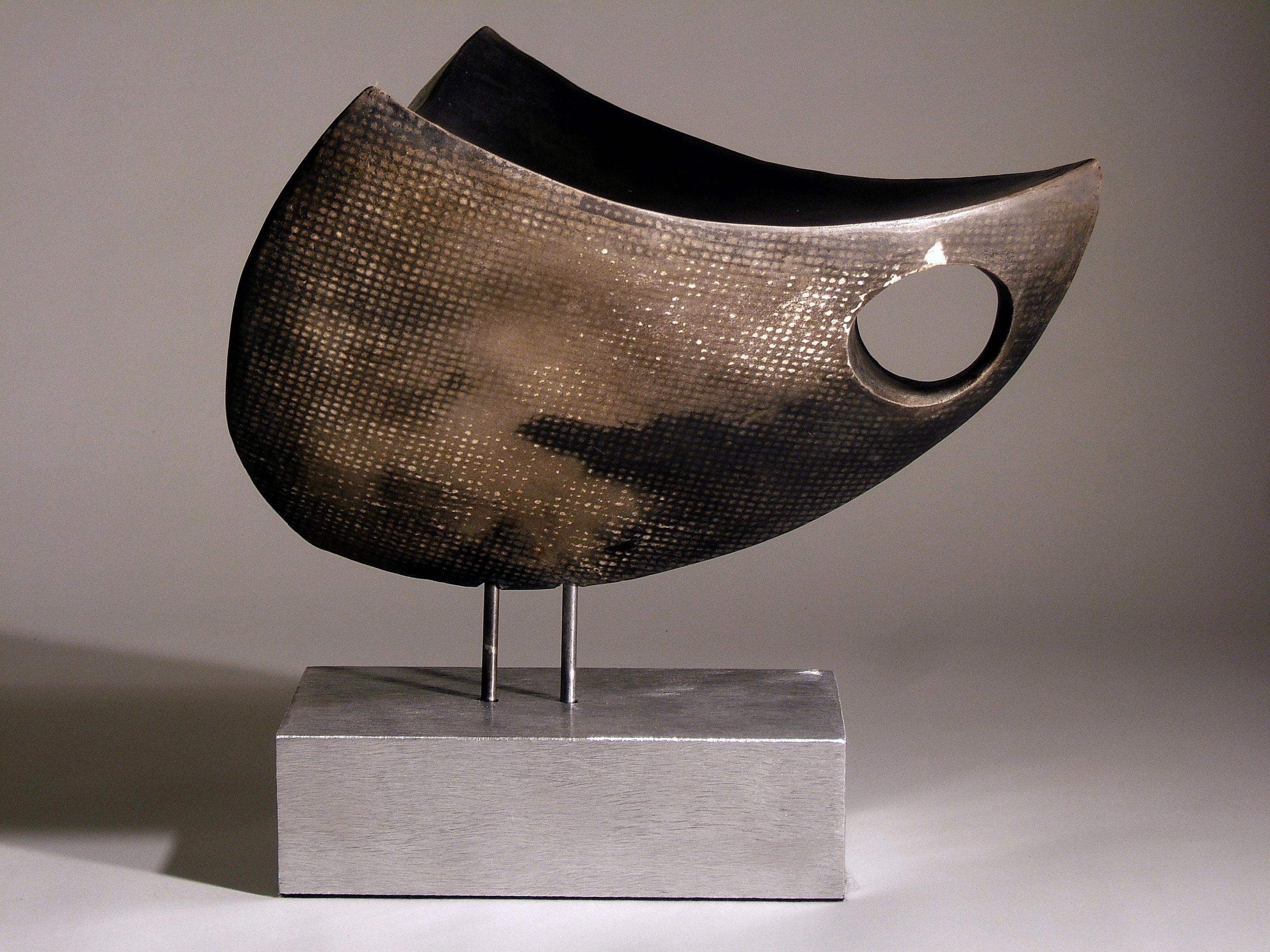 Harolyn Long Ceramic And Raku Sculpture Anoroc