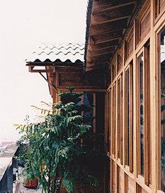 Soluciones de vivienda en madera