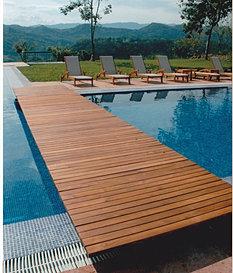 Deck en madera