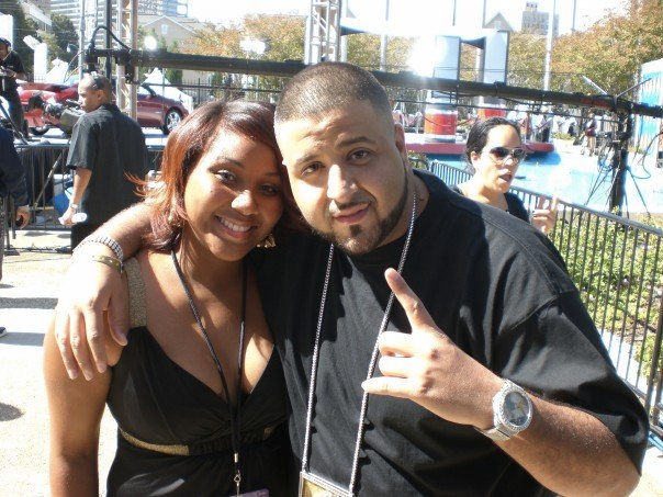 me and dj khaled