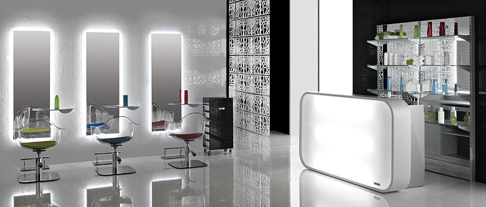 Kermit muebles para estetica for Muebles de estetica