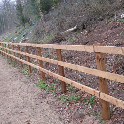 timber fence posts biggleswade southill sawmills
