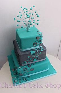 Charlies Cake Company Thorney Wedding Cakes