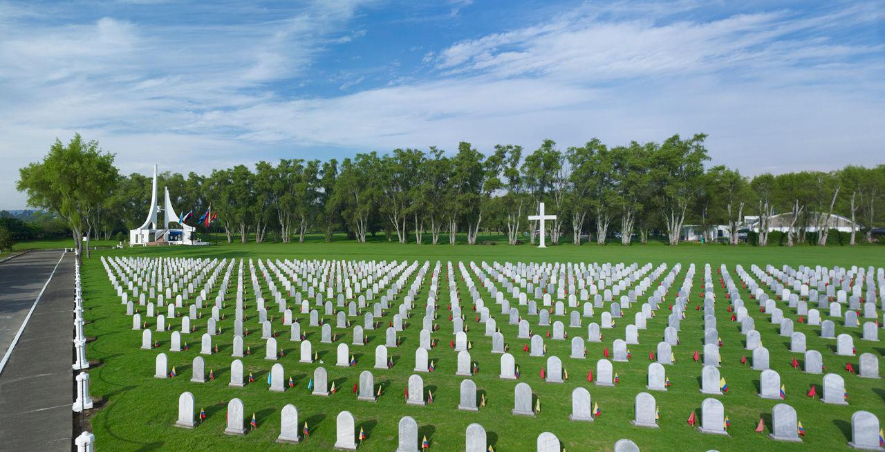 Asocolparques asociacion colombiana de parques cementerios for Cementerio jardin de paz