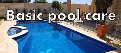 Basic Pool Chemistry