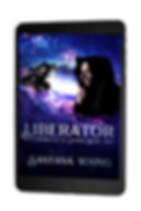 Liberator Ebook Cover