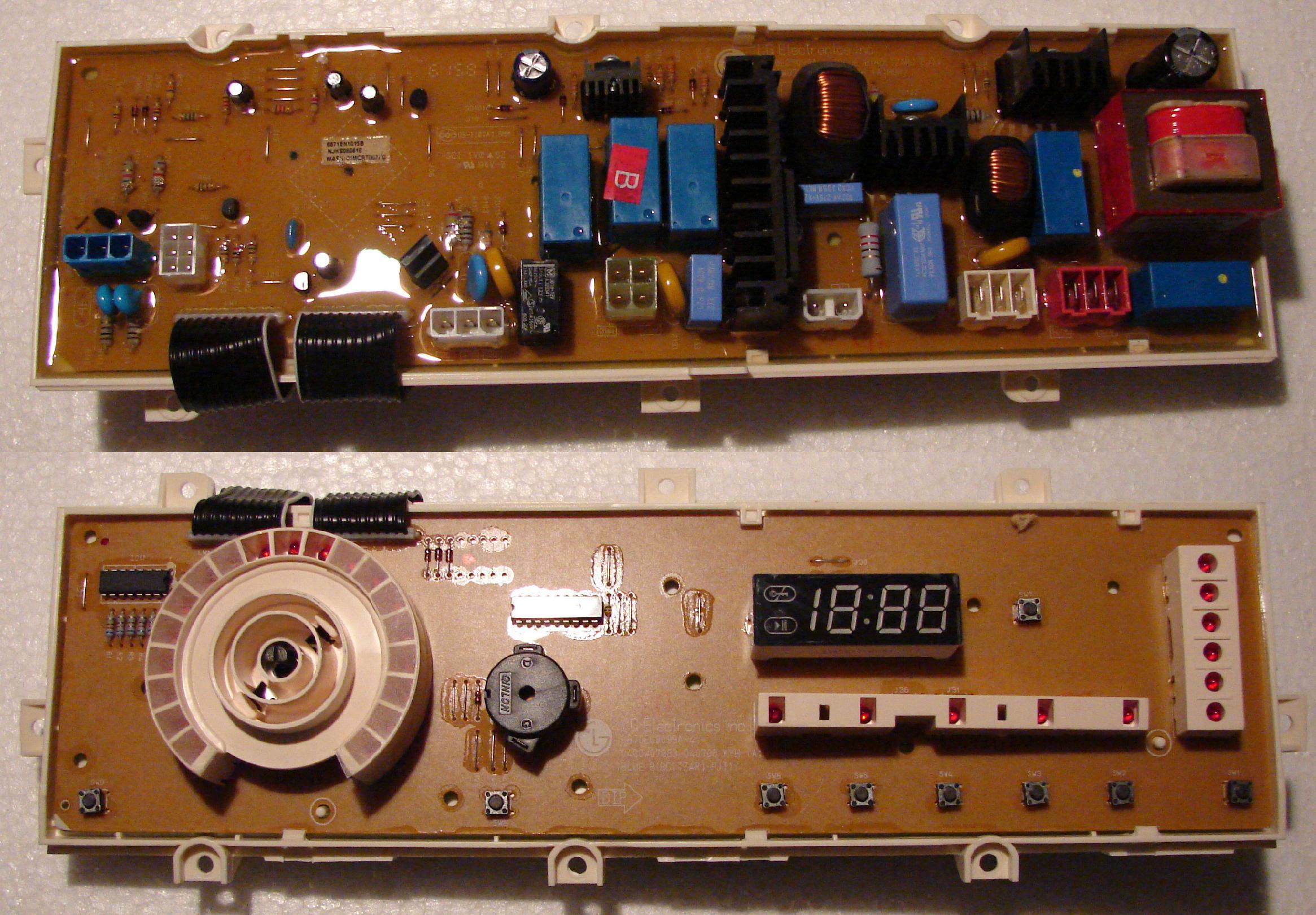 Wd 80480n ремонт своими руками