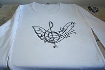 Camiseta músicos
