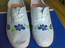 Detalle zapatillas