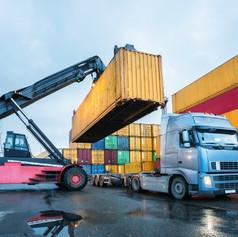 运货马车运送 & 容器