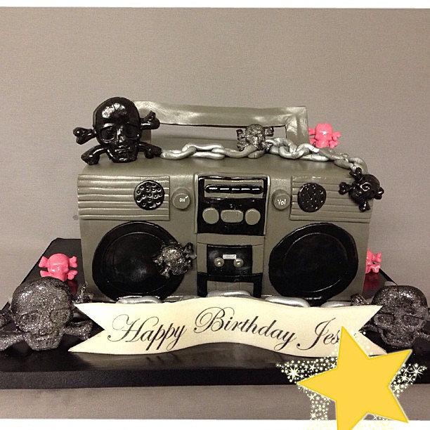 Birthday Cake Mix