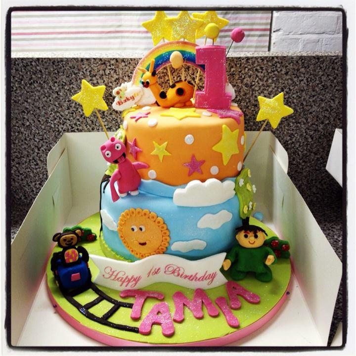 Cake Design Baby Tv : Wedding Cakes, Novelty, Birthday, Christening Custom made ...