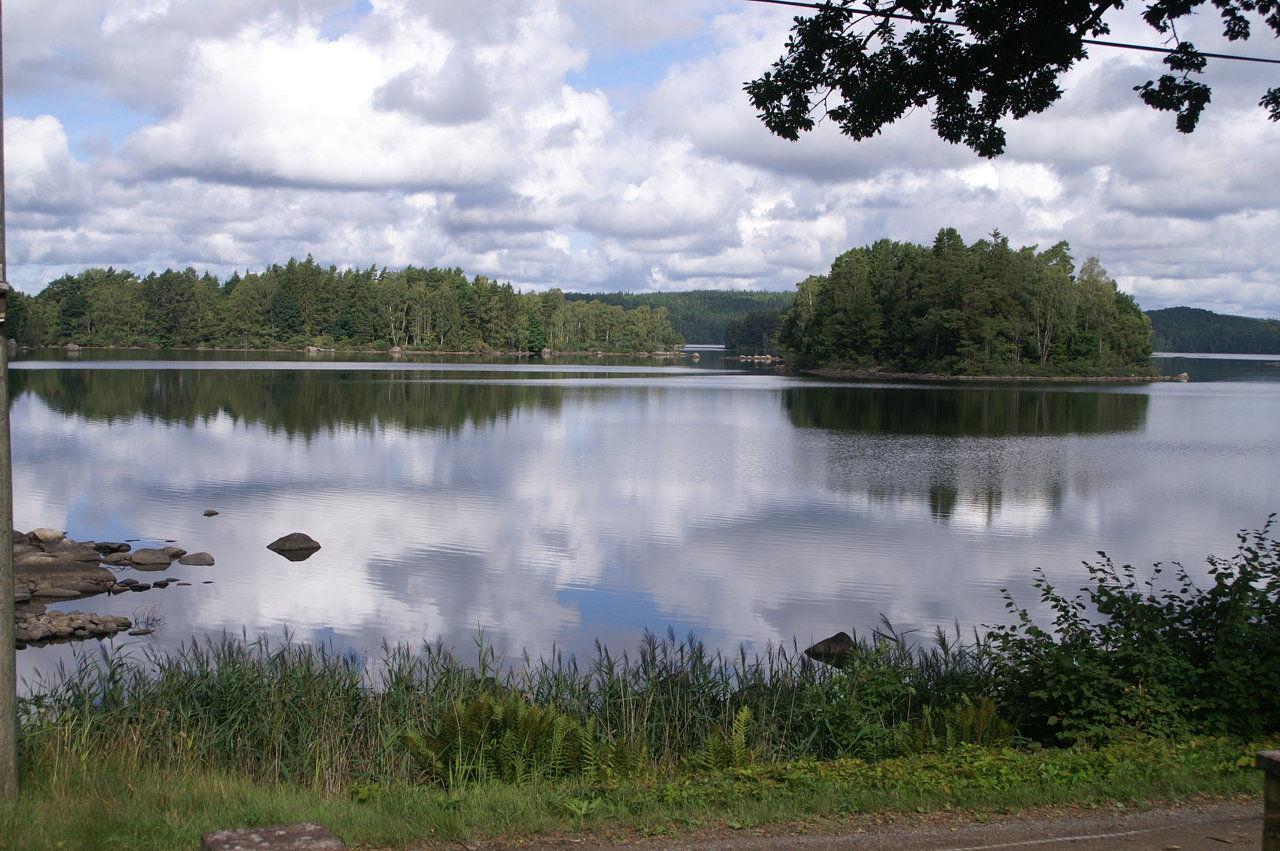 Holiday house lake Immeln Sweden | Wix.com