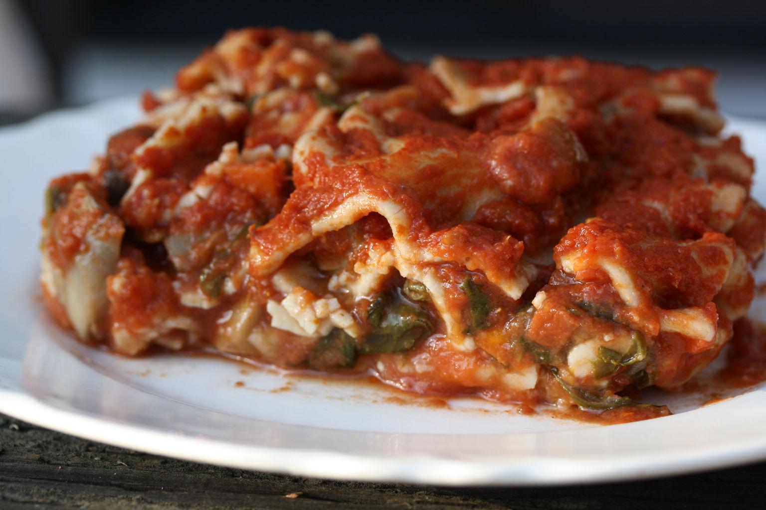 spinach mushroom lasagna  2.JPG