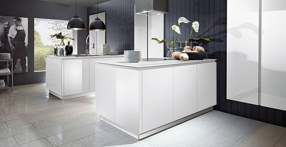 Welkom bij ge de keukens nistelrode - Keuken voor klein gebied ...