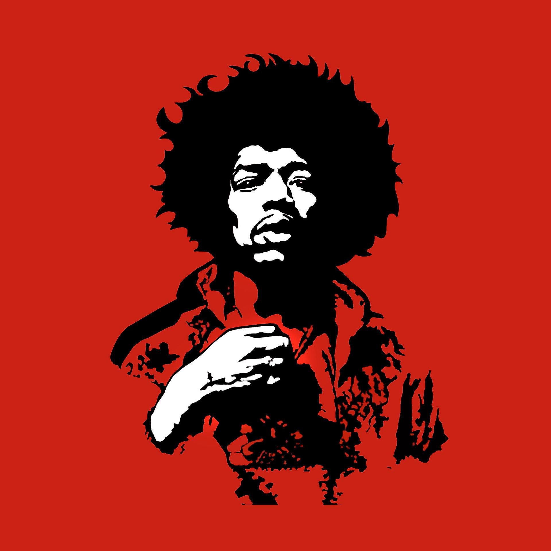 Noel Daniels Graphic Design Jimi Hendrix