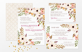 wedding invitations, invitation samples