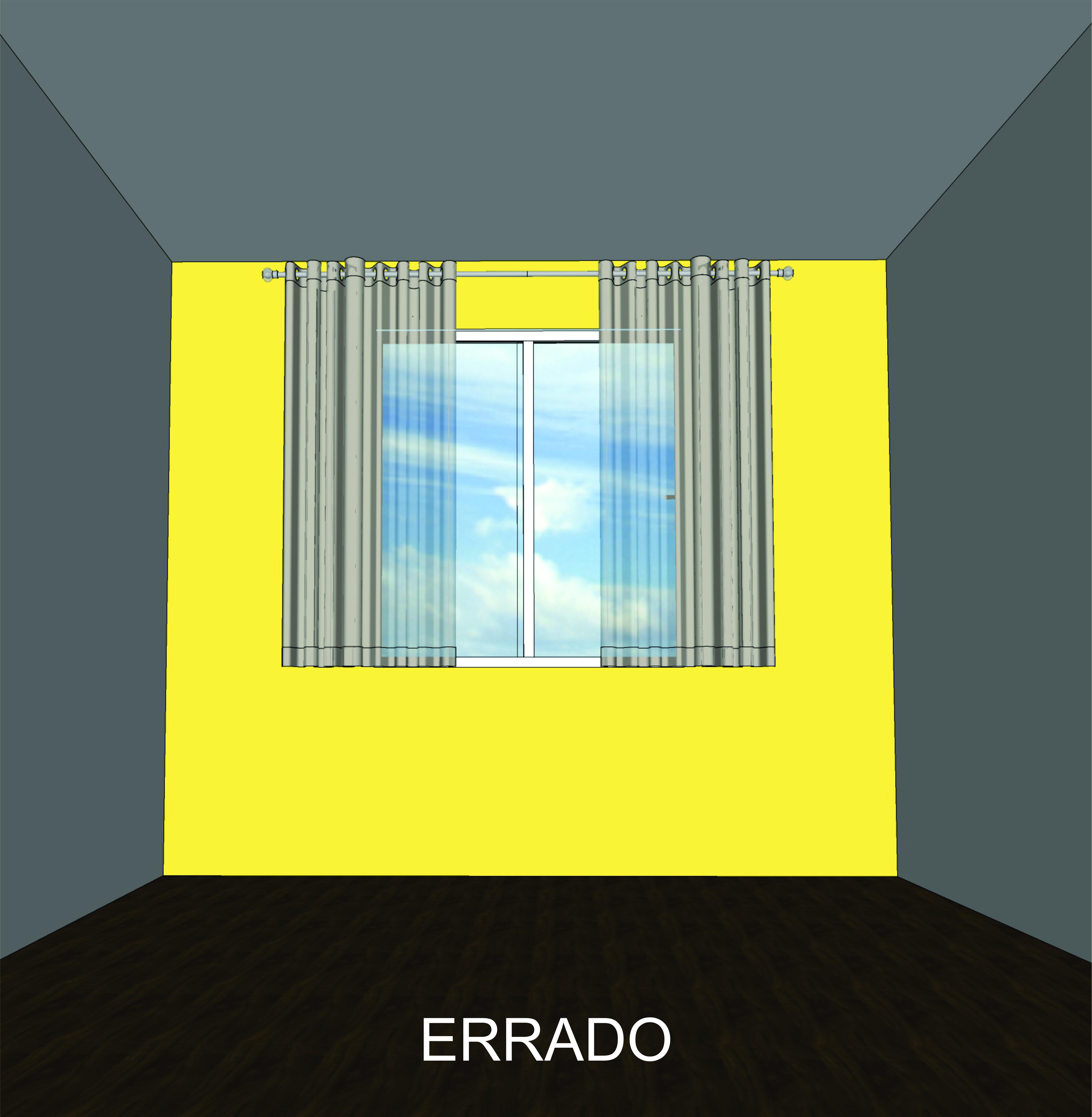 Altura Ideal Para Cortinas Arquitetura Curitiba Projete J