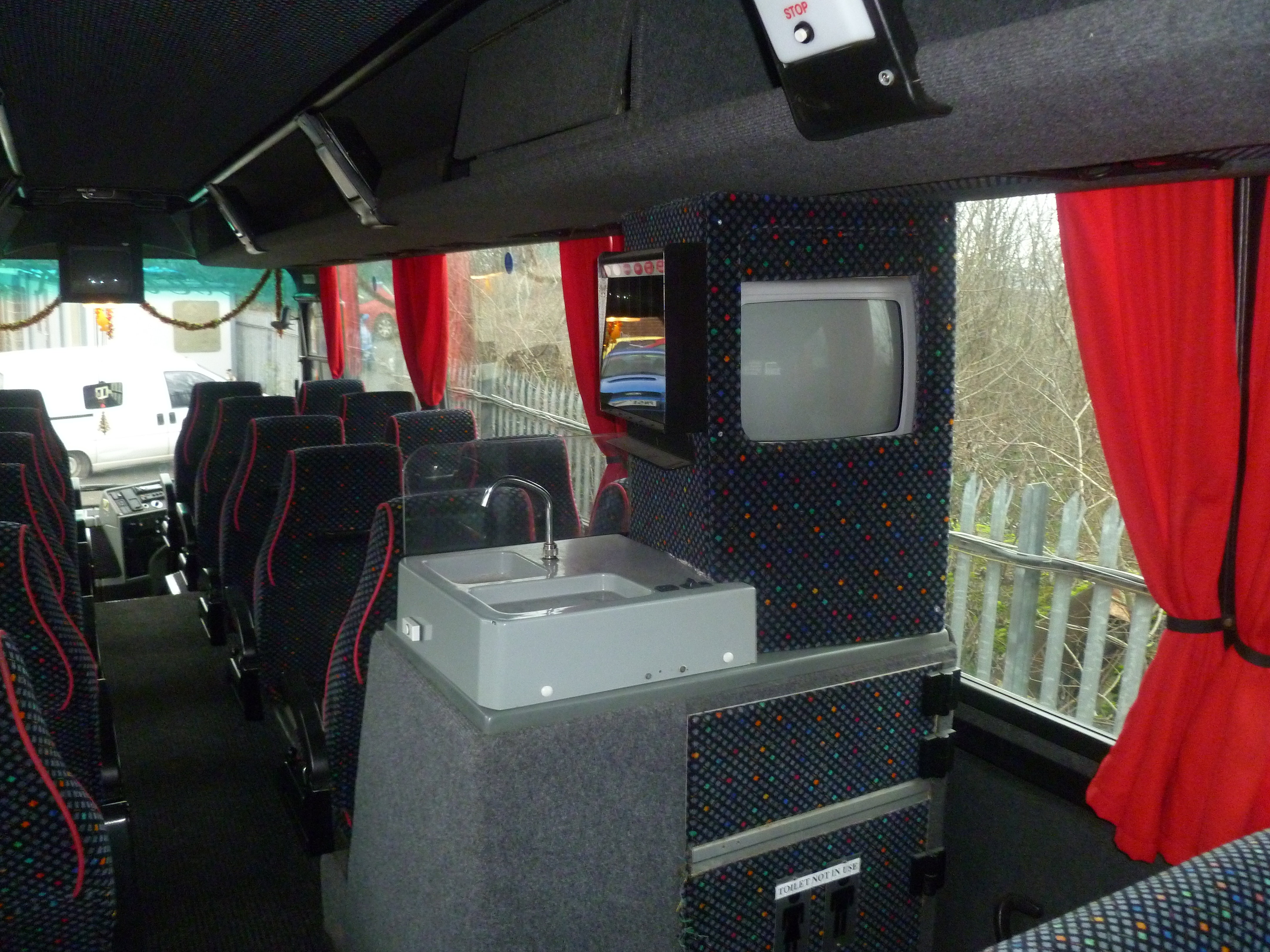 Keatstravel interior of a toilet coach - Interiors commode ...