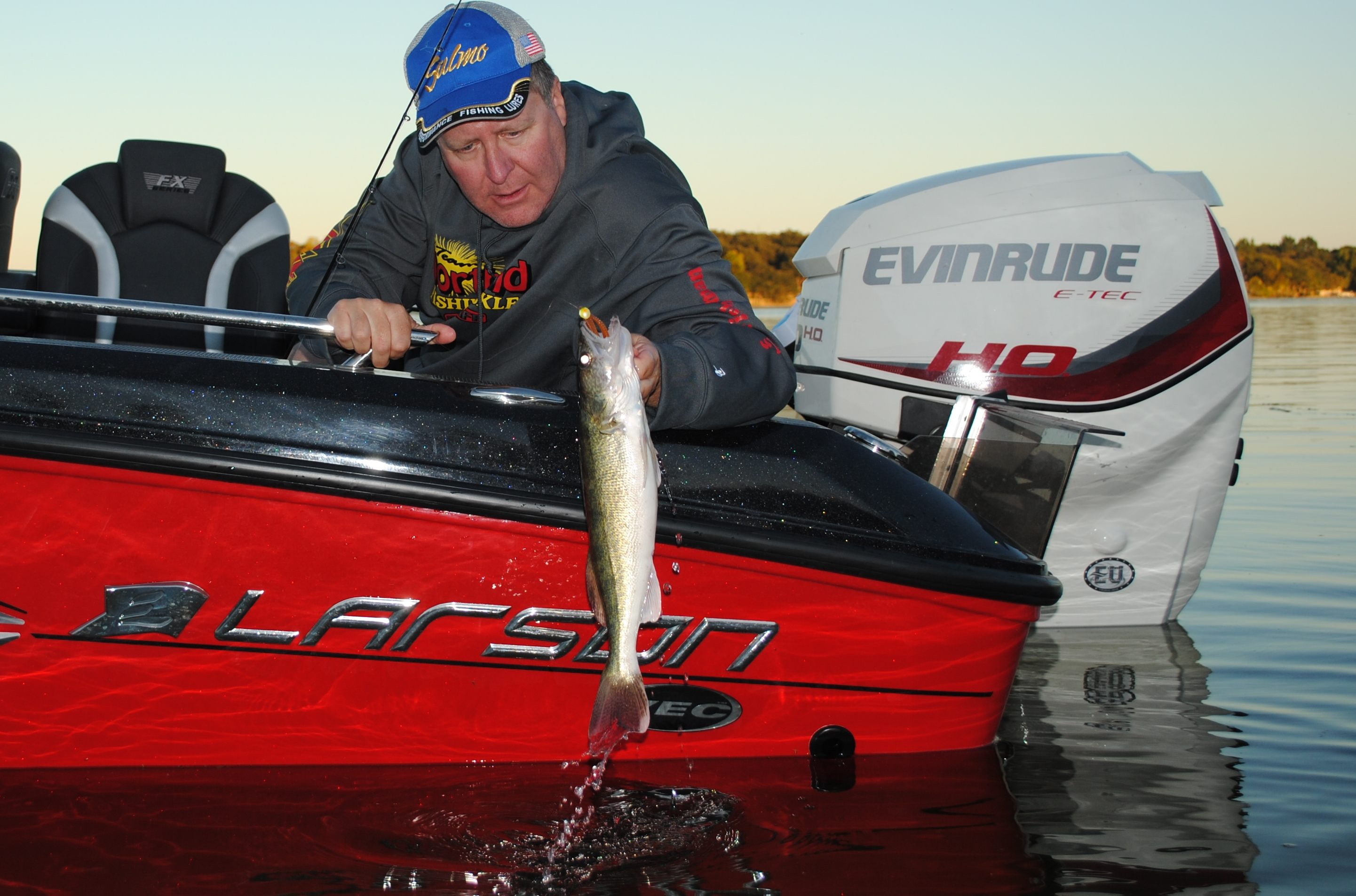 Walleye ideas home fishing the midwest award winning tv for Fishing the midwest