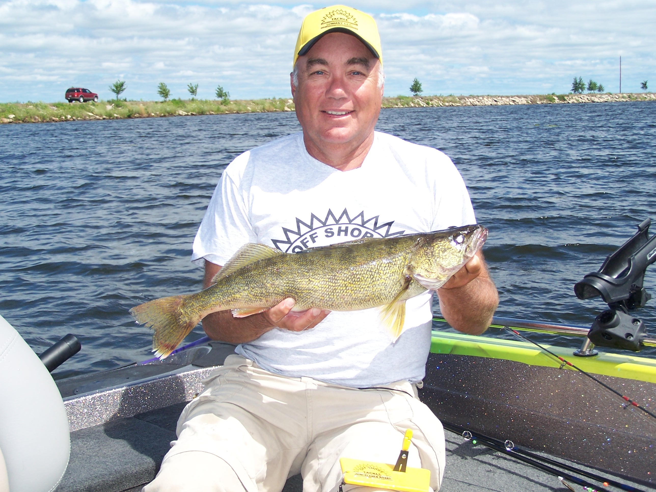 Open water fishing 2016 home fishing the midwest for Fishing videos 2016