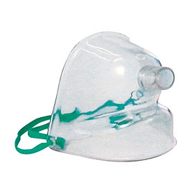 Máscara para oxigenoterapia