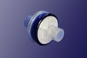Filtro para circuitos respiratórios