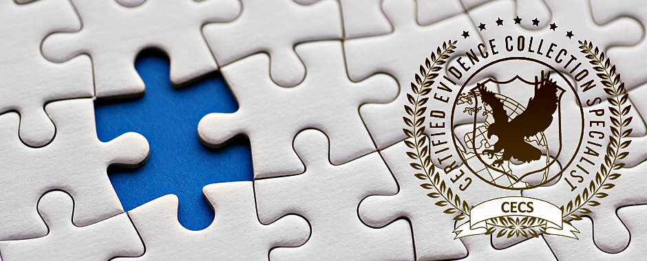 Homeland Security Training And Certification | Evidence Collection