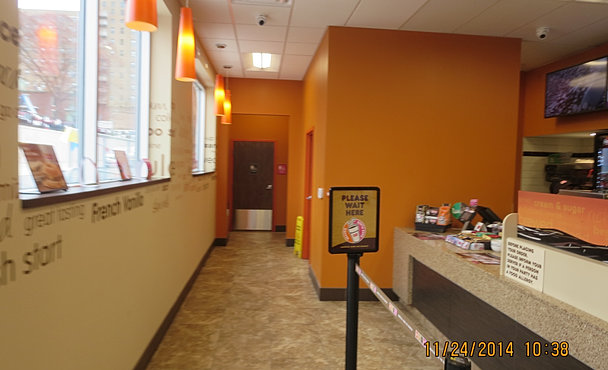 Albert Taus And Associates Dunkin Donuts