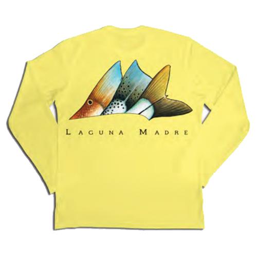 South texas slam laguna madre performance fishing apparel for Fishing shirts that keep you cool