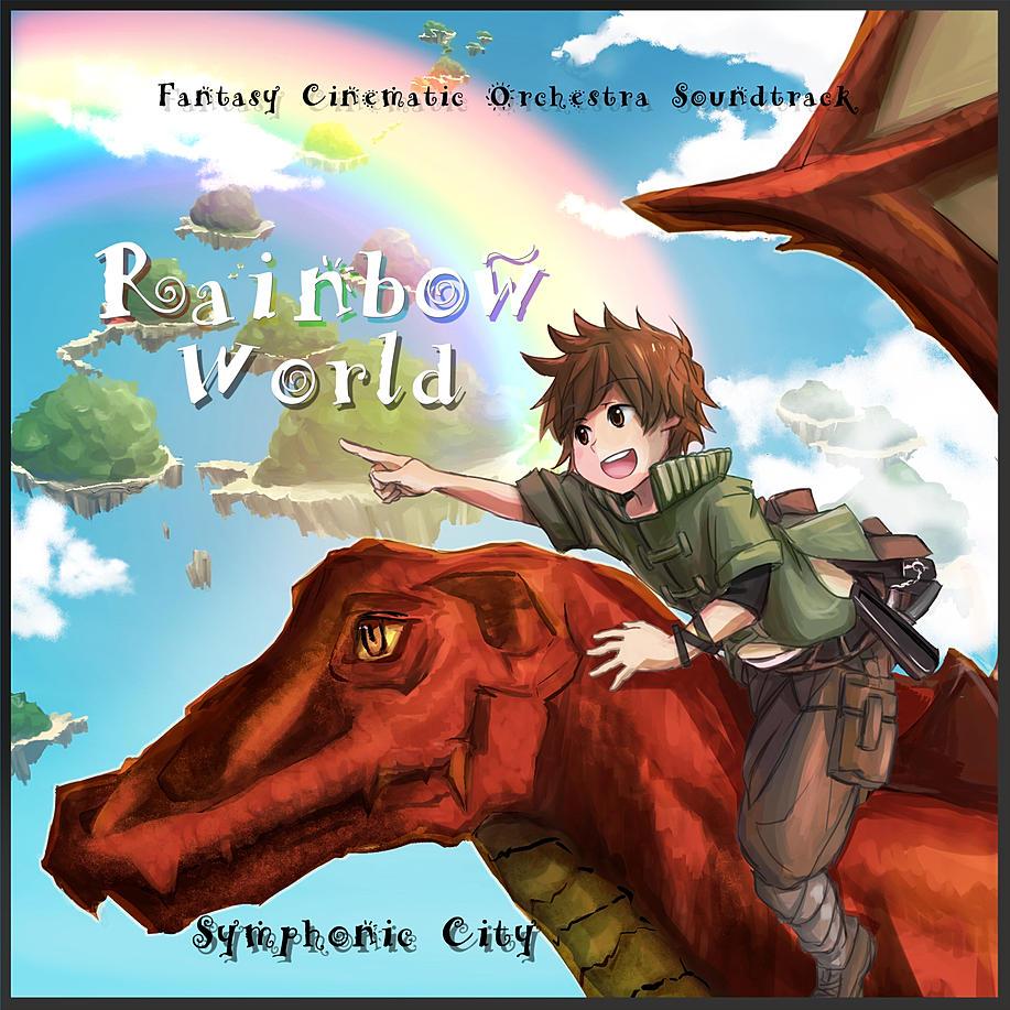M3-35 Symphonic City Rainbow World