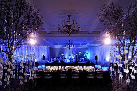 whimsical blue lighting san diego live wedding band san diego cover wedding band live band