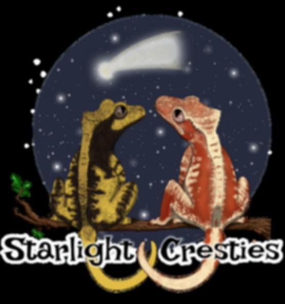 Starlight Cresties - Main Logo - Transpa