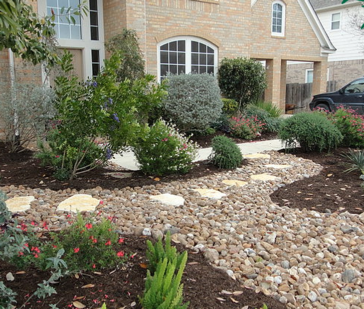 Root Landscaping : Deep roots landscape
