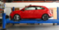 Euroroute recovery 3d wheel alignment