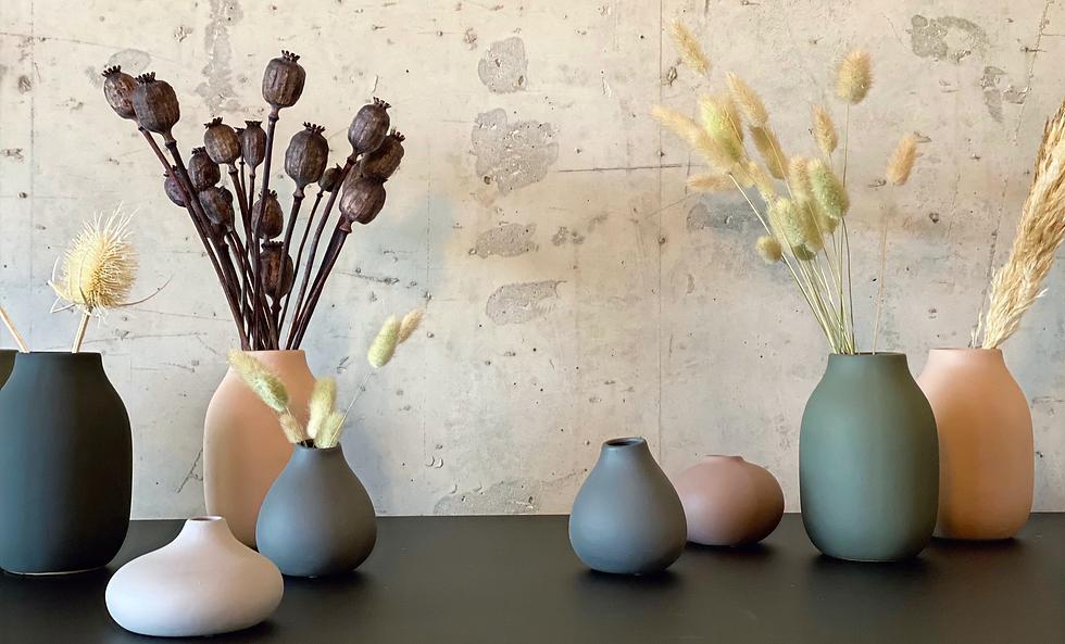Zukkerdose Blumen und Raumdesign