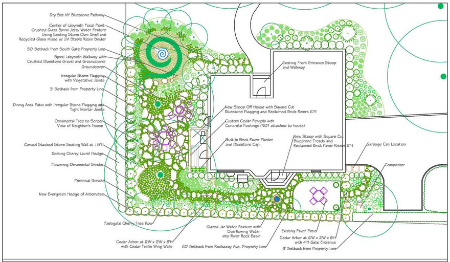 garden design with cottage gardens that will take you to another