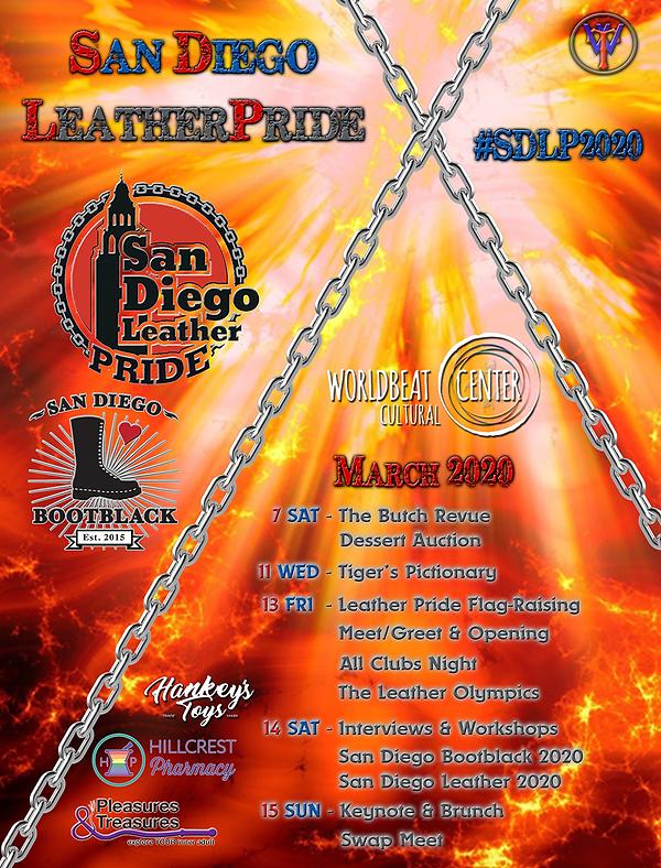SDLP2020 San Diego Leather Pride