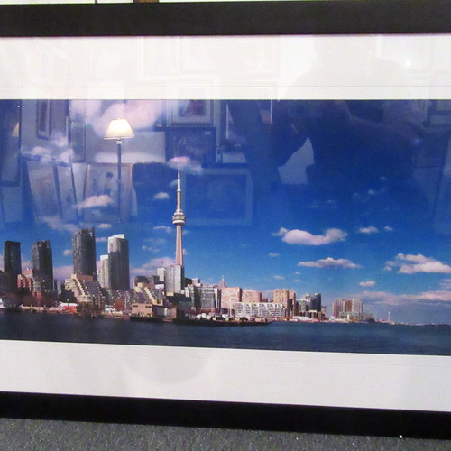 Toronto Picture Framing And Art Gallery Cityscape