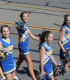 Homecoming Parade 2013