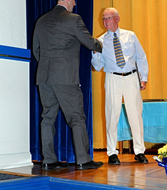Hall of Fame Induction Ceremony 2013