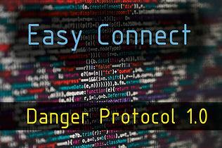 Robotcenter EasyConnect Danger Protocol emergeny robot control