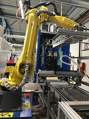 FANUC Robotcenter Ipari robot