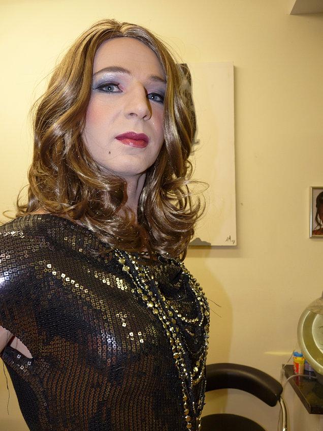 Beauty salon fashion dress up