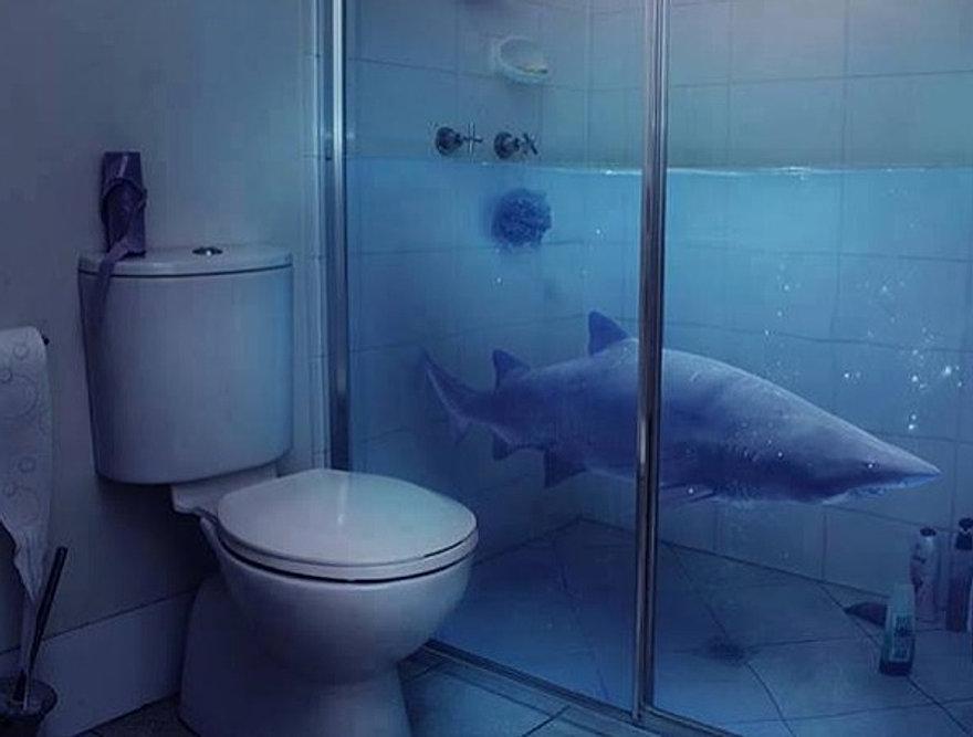 Aparador Line Branco Laqueado ~ Tem tubar u00e3o no banheiro