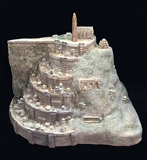 minas tirith cake