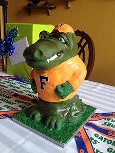 UF Gator Cake