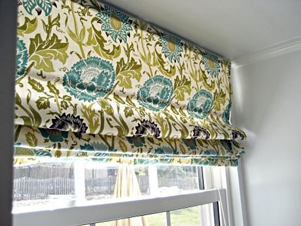 Римская штора пошив