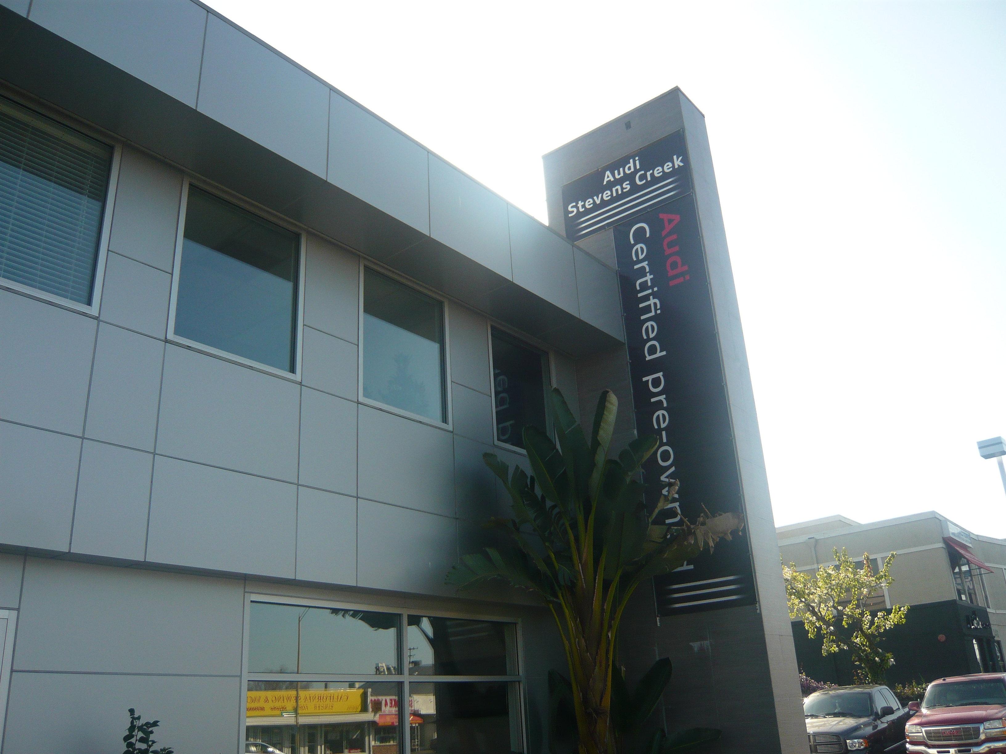 Tricorepanels Inc Audi Stevens Creek
